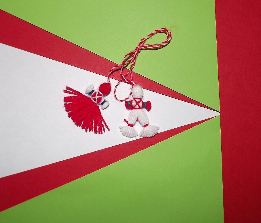 Мартеница - символ на здраве, плодородие и изобилие | Фото: Т. Алексов