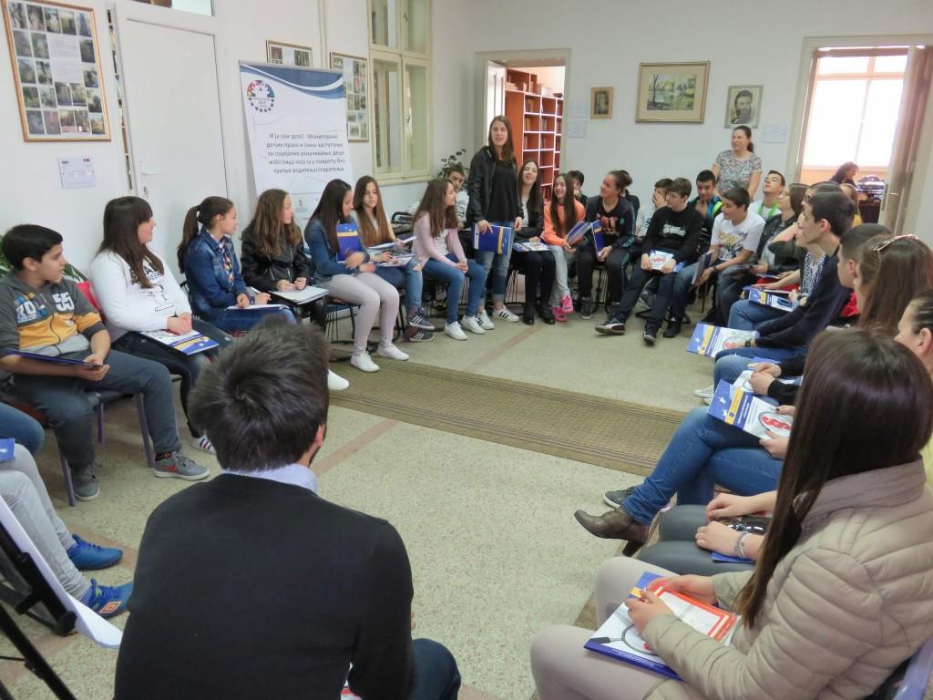 39 Seminar prava dece u izbeglistvu